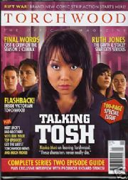 Torchwood Official Magazine #4